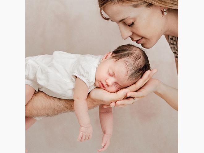 fotografia d'embarassada, bebe, Barcelona
