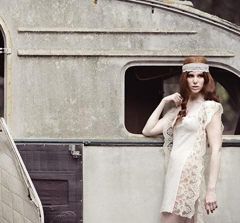 Santa Casilda, fotografía moda Barcelona, Laura Espadalé, Born, moda en blanco y negro, moda vintage, moda playa