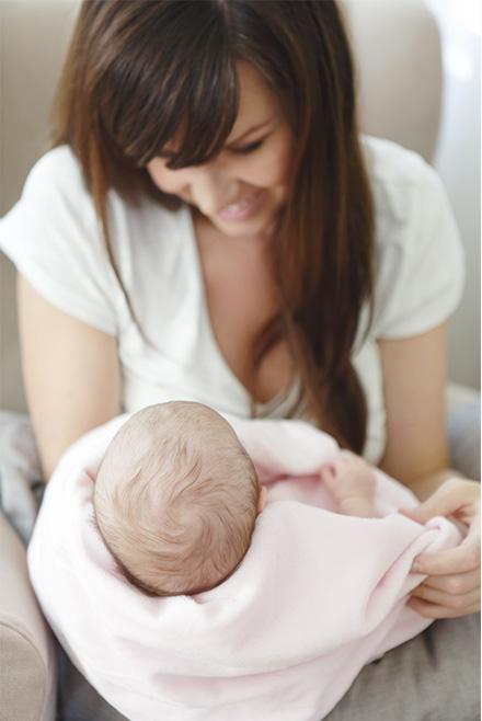 Sesión de bebé en casa, Barcelona, Laura Espadalé