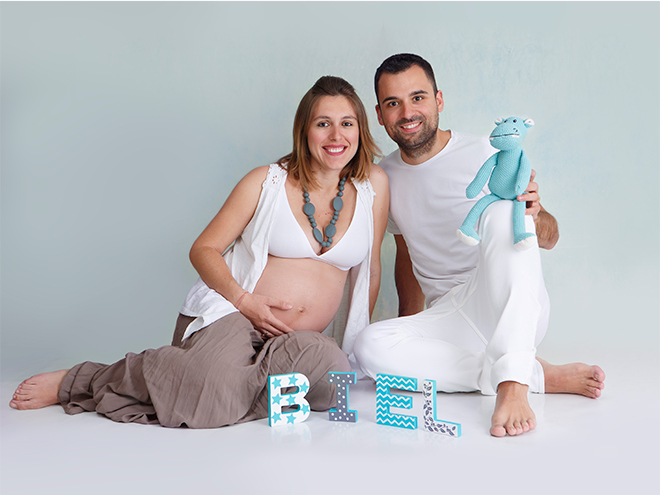Laura Espadalé, newborn photography, pregnancy photography, barcelona, studio, sant andreu, letters name