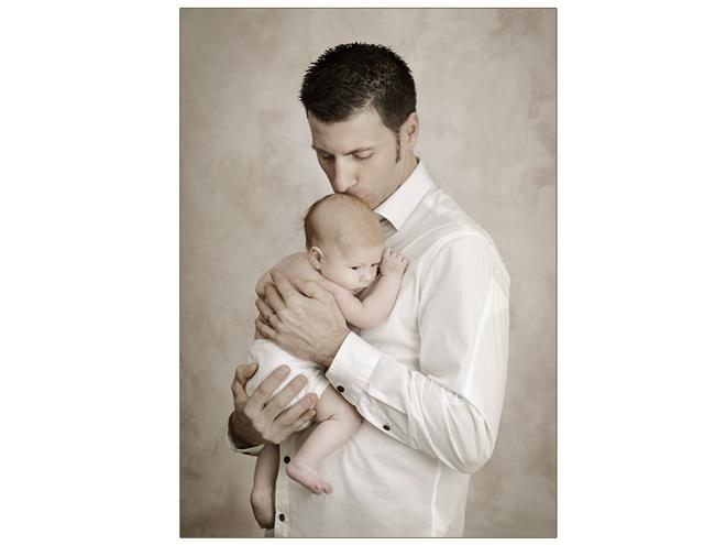 dia del pare, fotografia de familia, fotografia amb pares, fotografia nadons, Barcelona