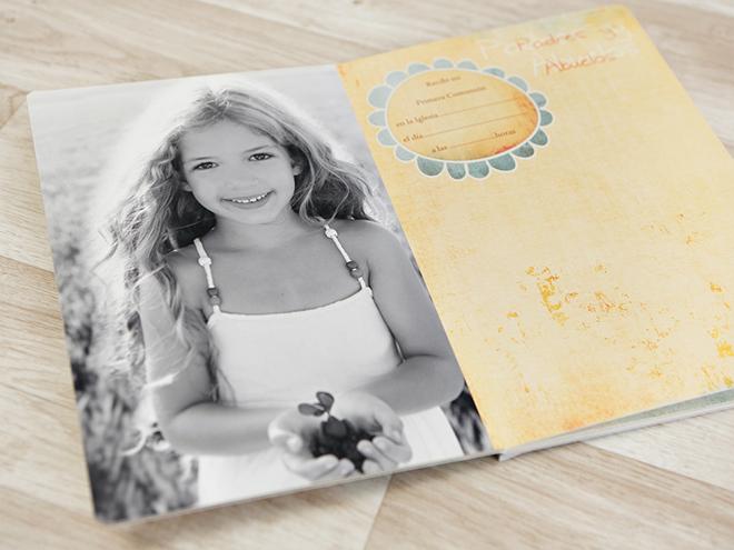 álbumes de boda, álbum comunión, metacrilato, álbum bebé, álbum embarazada, patchwork, acordeón de fotos