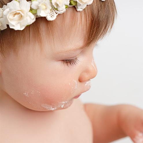 cupcake, cumpleaños, un añito, first year, barcelona, sesión fotográfica